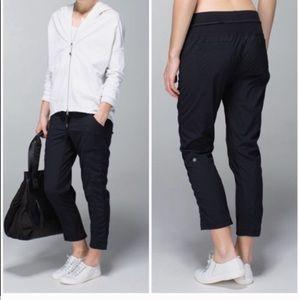 Lululemon Black Street to Studio Pants